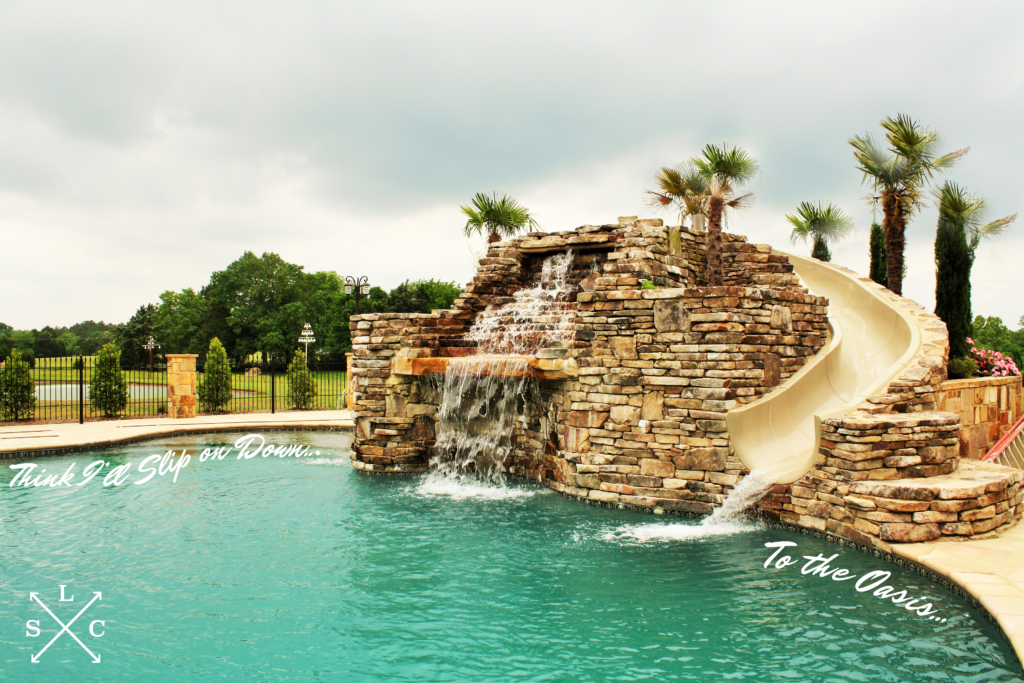 Southern Luxury Construction Swimming Pool